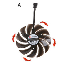 Graphics Card Cooling Fan PLD09210S12HH For Nvidia Gigabyte GTX Aorus -Clockwise