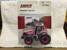 1/64TH PINK CASE IH MAGNUM 340 WITH DUALS FRONT And REAR
