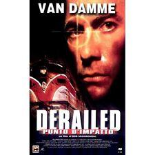 DVD DERAILED PUNTO D'IMPATTO-8024607005222