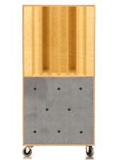 Bass trap + QRD 1d Pannello acustico Acoustic Panel Akustikplatte studio home