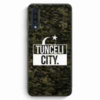 Tunceli City Camouflage Samsung Galaxy A50 Silikon Hülle Motiv Design Türkei ...