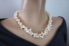 Markenlose Halsketten und Anhänger für Damen mit Keshiperlen