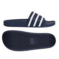 Slides Adidas Originals adilette 288022 47 navy blue Beach Sandals Slippers Flip