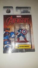 Nano Metalfigs Marvel Avengers CAPTAIN AMERICA MV #10