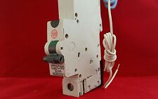 WYLEX NSBS50/1 50A 50AMP C TYPE C50 SINGLE POLE SP 1P RCBO 30MA TRIP SWITCH