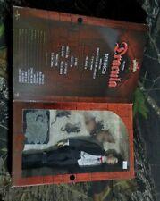 "Vintage NIB  Sideshow Dracula Bela Lugosi 12"" action figure doll  Halloween CD"