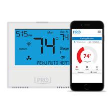 PRO1 IAQ WIFI Universal Programmable Thermostat T855i