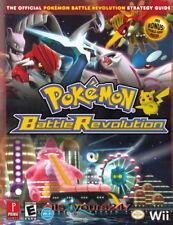 Pokemon Battle Revolution - Lösungbuch | engl. | NEU