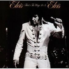 "ELVIS PRESLEY ""THAT'S THE WAY IT IS"" CD NEUWARE"