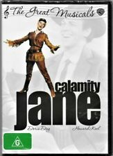 Calamity Jane DVD 1953 & Region 4 Doris Day Howard Keel