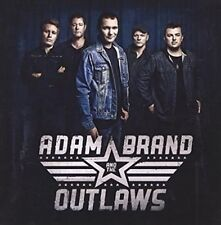 Adam Brand and The Outlaws CD NEW Sounds of Then Way Out West
