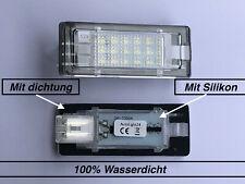 2x TOP LED SMD Kennzeichenbeleuchtung für Renault und Dacia (504)
