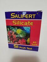 Salifert Silicate Test Kit - Brand New - newer batch - Exp 01/2022