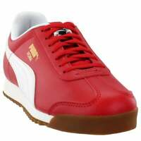 Puma Roma Basic Junior Sneakers Casual   Sneakers Red Boys - Size 7 M