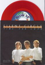 """Silent Circle, Time for love, VG++/VG++ 7"""" Single 0871-9"""