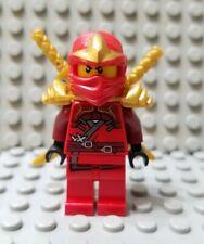 Lego Ninjago Minifigure body Torso Kai RED NINJA Minifig Part 2505