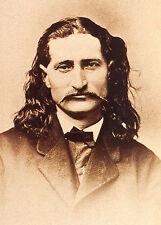 Wild Bill Hickok Old WeFolk Hero-Gambler-Gunfighter-Civil War Spy for Union