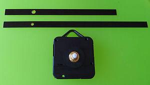 mécanisme horloge pendule à quartz + aiguilles 13 / 18cm