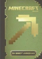 Minecraft: The Official Beginner's Handbook,ACCEPTABLE Book