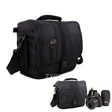 IMPERMEABILE Spalla DSLR SLR Camera Bag per Nikon d800 d800e d600