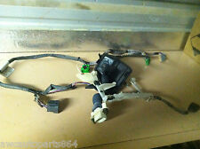 01 Volvo S80 T6 Door Wiring Harness FRONT LEFT DRIVER DOOR