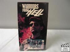 Warriors From Hell VHS Deon Stewardson, Glen Gabela, Shayen Leith; Ronnie Isaacs
