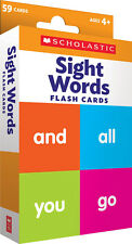 Flash Cards : Sight Words by Scholastic Teacher Resources (Flash Card Deck)