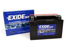 Batería AGM YTX9-BS EXIDE, Batería de moto, calidad con garantía de fabricante.