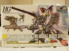 BANDAI HGUC 1/144 V2 Assault Buster Gundam clear color Gunpla EXPO 2015 limited
