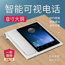 Smart wireless landline SIM card videophone elderly WIFI mobile phone Android