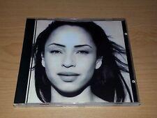 SADE THE BEST OF CD 1994.