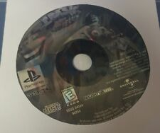 Crash Bandicoot: Warped (Sony PlayStation 1, 1998) Disc Only - moderate
