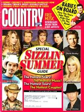 Country Weekly Magazine June 30, 2008 Carrie Underwood, Taylor Swift, Toby Keith