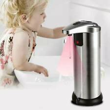 Automatic Soap Dispenser Kitchen Touchless Handsfree IR Sensor Soap Dispenser J