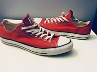 Converse All Star Low Top Chuck Taylor Red 10
