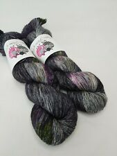 SW Merino singles, fingering weight, 100g, GRANITE CITY, show special