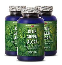 Organic Stem Cell Enhancer - Organic Blue Green Algae 500 - Ecklonia Cava 3B