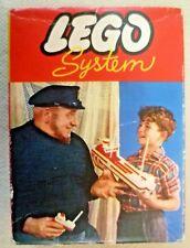 Vintage Lego - System Set # 221 26 Yellow 1x2 Bricks - Circa 1960-1965
