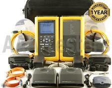 Fluke Dsp 4000 Cat6 Mm Gb Fiber Cable Tester Fta440 Dsp4000 Dsp Fta440 Dsp 4000