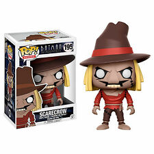 Funko Batman Animated POP Scarecrow Vinyl Figure NEW Toys Collectibles IN STOCK