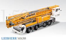 Conrad 2106-03 Liebherr MK88 Construction Crane 1/50 Die-cast Brand-new