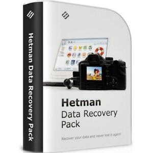 Hetman Data Recovery Pack 3.6 Activation key. instant download.