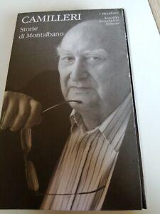 STORIE DI MONTALBANO 9788804504276 ANDREA CAMILLERI LIBRO GIALLI E THRILLER
