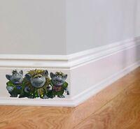 DISNEY'S FROZEN TROLLS wall art / sticker / decal - bedroom/playroom