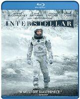 Interstellar [New Blu-ray]