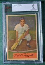 1954 Bowman Phil Rizzuto #1 BVG 6 EX-MINT 1ST CARD IN SET NEW YORK YANKEES