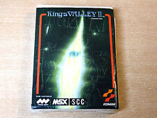 MSX Cartridge - King's Valley II by Konami