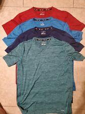 Kohl's Big And Tall Tek Gear Core Performance T-Shirts Size L Tall (4 Shirts)