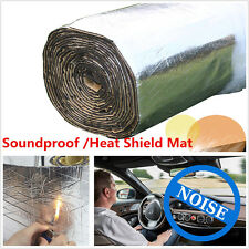 250×100cm Firewall Sound Car Heat Shield Insulation Deadening Material Floor Mat