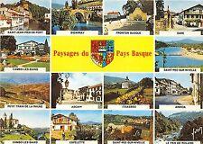 BR8721 paysage du pais basque  france